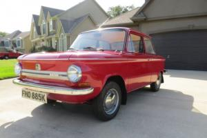 1972 NSU Prinz 4L Photo