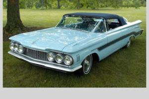 1959 Oldsmobile Ninety-Eight NO RESERVE Olds Custom Convertible