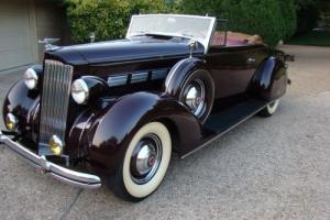 1937 Packard 120C Convertible Coupe