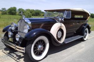 1929 Packard 7 pass tourer