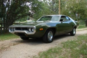1972 Plymouth Road Runner 400
