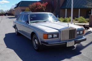 1984 Rolls-Royce Silver Spirit/Spur/Dawn Photo