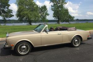 1983 Rolls-Royce Corniche Photo