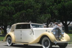 1936 Rolls-Royce Phantom Photo