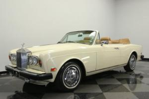 1979 Rolls-Royce Corniche Convertible Photo
