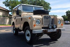 1973 Land Rover Other Photo
