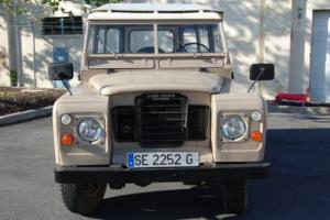 1974 Land Rover Other Photo
