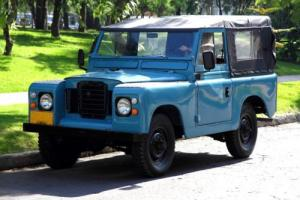 1969 Land Rover Series II 88 Photo