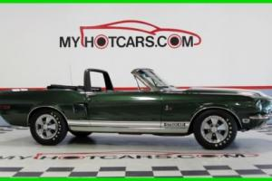 1968 Shelby GT 500 KR 1968 Shelby GT 500 KR Convertible Mustang