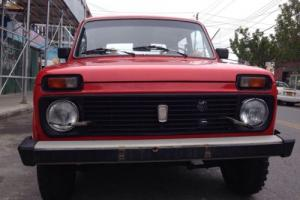 1988 Other Makes VAZ