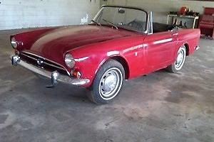 1967 Sunbeam