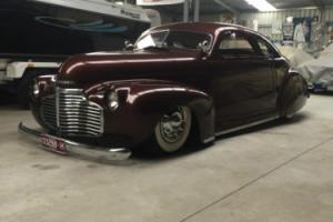 Chev 1941 Custom Coupe Dead Sleds Customs EL Milagro THE Miracle