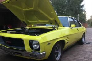 1973 HQ GTS Monaro 308 Sedan Stunning Condition Inside AND OUT