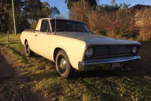 Valiant Chrysler Wayfarer VC Utility Auto in NSW