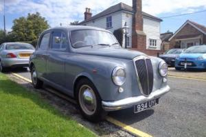 Lancia Appia 1953 Series 1, Excellent Throughout.