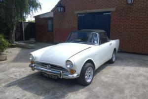 1967 SUNBEAM ALPINE MK5 SPORTS