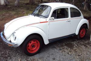 1975 VW Super BUG Beetle Restored Project NEW Engine NEW Webers Kombi Porsche