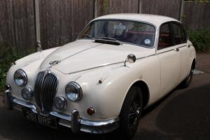 Jaguar MK 2 3.8 Photo