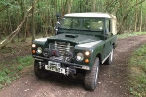 Land Rover Series 3 - Amazing ! Many New Parts ! Defender Barn ! £'s Spent ! :-)