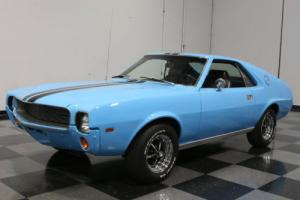1969 AMC AMX Go Package