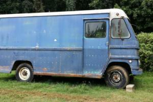1964 FORD P40 STEP VAN BOND BREAD SOUTHERN COACH
