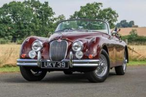 1959 Jaguar XK150S Drophead Coupé