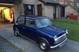 CLASSIC MINI 998 1981 Photo