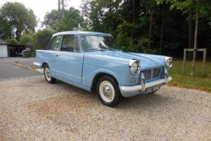 1967 Triumph Herald 1200 (Family owned from new & 37000 miles)