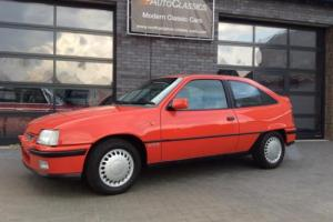 Vauxhall Astra GTE 8v - 1988, one previous owner