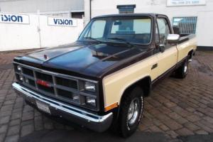 1984 GMC 1500 HIGH SIERRA V8 AUTO PICKUP SUPERB