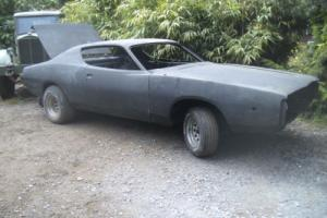 DODGE CHARGER PROJECT 1972