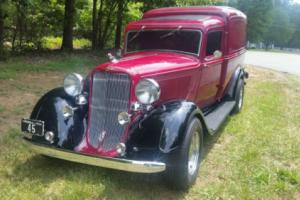1934 Dodge Other Panel Truck