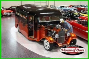 1932 Ford BUS 1932 FORD