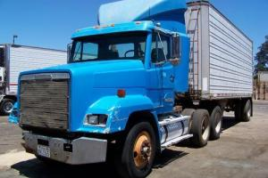 1987 Freightliner FL112 T/A Commercial Trucks