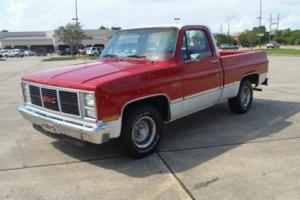 1986 GMC Sierra 1500 c10 Photo