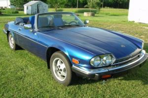 1989 Jaguar XJS Convertible Photo