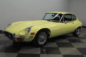 1972 Jaguar E-Type 2+2 V12