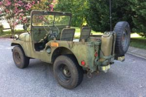 1953 Jeep Other M38a1
