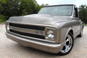 1969 Chevrolet C-10 SHORTBED STEPSIDE