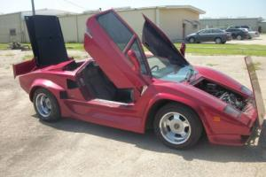 1986 Replica/Kit Makes COUNTACH REPLICA KIT