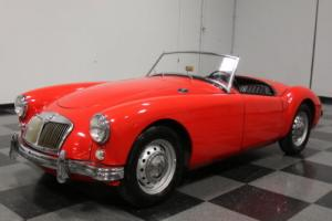 1959 MG MGA Photo