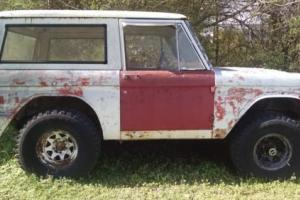 1970 Ford Bronco Photo