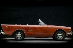 1963 Sunbeam Alpine  Roadster