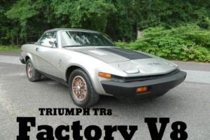 1980 Triumph Other TR8 V8 Photo