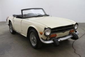 1974 Triumph TR6 Photo
