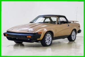 1980 Triumph TR8 Photo