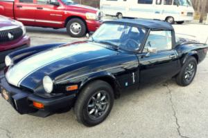 1979 Triumph Spitfire FULLY RESTORED Photo