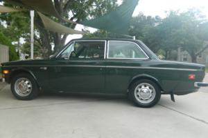 1972 Volvo 240 S, carburated