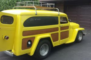 1950 Willys PANEL DELIVERY