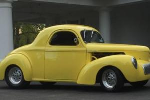 1941 Willys 2 Door Coupe